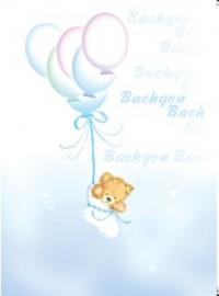 Babi - Bachgen - Balwn / Baby Boy - Balloon