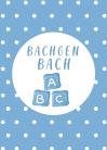 Babi - Bachgen / Baby Boy – ABC