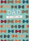 Sul y Tadau - Dad (Tei) / Father's Day - Dad (Tie)