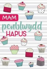 PB Mam Cacennau Bach - BD Mum Cupcakes