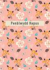 Penblwydd Agored - Pincfelyn / Open Birthday - Peach