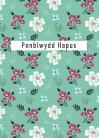 Penblwydd Agored - Glaswyrdd / Open Birthday – Teal