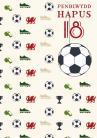 18 B - Pel-droed / 18 M - Football