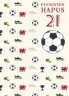 21 B - Pel-droed / 21 M - Football