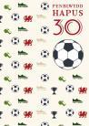 30 B - Pel-droed / 30 M - Football